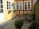 Welcome to our cozy apartment in the center of Kerteminde on the island of Funen, Denmark.Kerteminde, an old market town and fishing port, lies at the Great Belt on the island of Funen, the